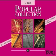 POPULAR COLLECTION VOL 10 TROMBONE CD