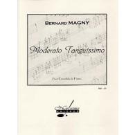 MAGNY B. MODERATO TANGUISSIMO FLUTES