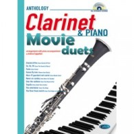 CAPPELLARI A. MOVIE DUETS CLARINETTE