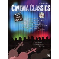 CINEMA CLASSICS FOR VIOLIN