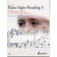 KEMBER J. DECHIFFRAGE POUR LE PIANO VOL 3