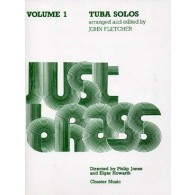 JUST BRASS TUBA SOLOS VOL 1