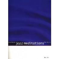 KUNKEL L. JAZZ MEDITATIONS ORGUE