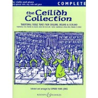 HUWS JONES E. THE CEILIDH COLLECTION VIOLON