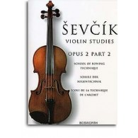 SEVCIK OPUS 2 PART 2 VIOLON