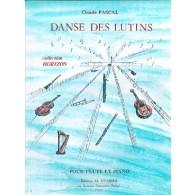PASCAL C. DANSE DES LUTINS FLUTE
