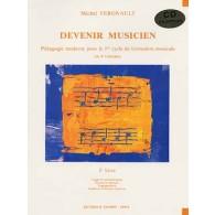 VERGNAULT M. DEVENIR MUSICIEN VOL 2