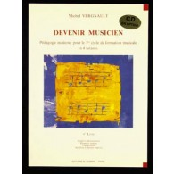 VERGNAULT M. DEVENIR MUSICIEN VOL 4