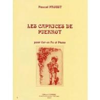 PROUST P. LES CAPRICES DE PIERROT COR EN FA