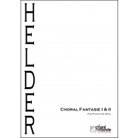 HELDER M. CHORALE FANTAISIE I ET II VIOLON SOLO
