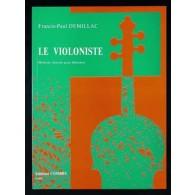 DEMILLAC F.P. LE VIOLONISTE