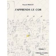 PROUST P. J'APPRENDS LE COR VOL 1