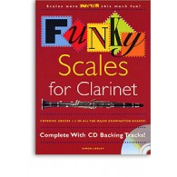 LESLEY S. FUNKY SCALES CLARINETTE