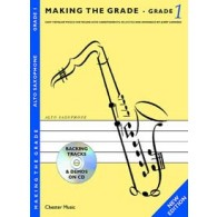 MAKING THE GRADE VOL 1 SAXO ALTO