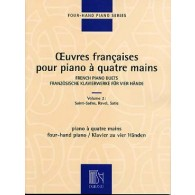 OEUVRES FRANCAISES VOL 2 PIANO 4 MAINS