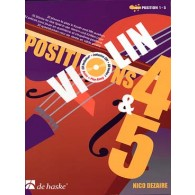DEZAIRE N. VIOLIN POSITION 4 & 5
