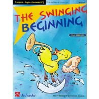 THE SWINGING BEGINNING TROMPETTE OU CLARINETTE OU BUGLE