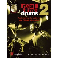 OOSTERHOUR A. REAL TIME DRUMS VOL 2