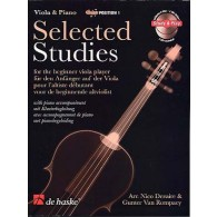DEZAIRE N. SELECTED STUDIES 1 ALTO