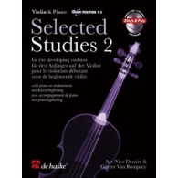 DEZAIRE/ROMPAEY SELECTED STUDIES 2 VIOLON