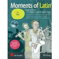 ELINGS R. MOMENTS OF LATIN CLARINETTE