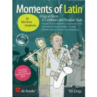 ELINGS R. MOMENTS OF LATIN SAXO