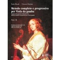 BIORDI P./GHIELMI V. METODO COMPLETO VOL 2 VIOLA DA GAMBA