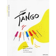SCHMITZ M. MINI TANGO PIANO 2 ET 4 MAINS