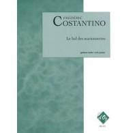 COSTANTINO F. LE BAL DES MARIONNETTES GUITARE