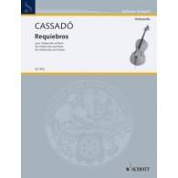 CASSADO G. REQUIEBROS VIOLONCELLE