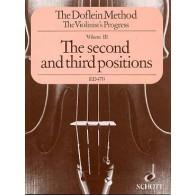 DOFLEIN (THE) METHOD VOL 3 VIOLON