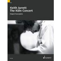 JARRETT K. THE KOLN CONCERT PIANO