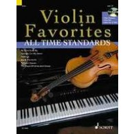 VIOLIN FAVORITES ALL TIME STANDARDS