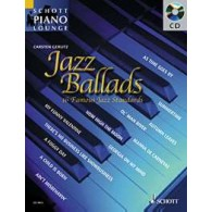 GERLITZ C. JAZZ BALLADS PIANO