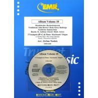 NAULAIS J. ALBUM VOL 10 3 TROMPETTES