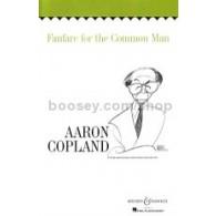 COPLAND A. FANFARE FOR THE COMMON MAN BRASS ENSEMBLE