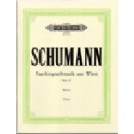 SCHUMANN R. CARNAVAL DE VIENNE OP 26 PIANO