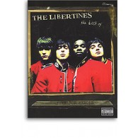 LIBERTINES (THE) THE BEST OF GUITARE