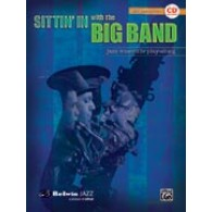 SITTIN'IN WITH THE BIG BAND SAXO MIB