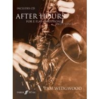 WEDGWOOD P. AFTER HOURS SAXO ALTO