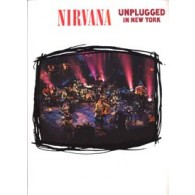 NIRVANA UNPLUGGED IN NEW YORK GUITARE
