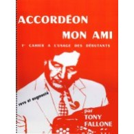 FALLONE T. ACCORDEON MON AMI VOL 1