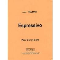 TELMAN A. ESPRESSIVO COR