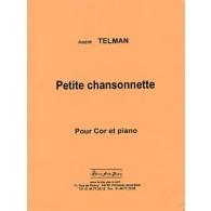TELMAN A. PETITE CHANSONNETTE COR
