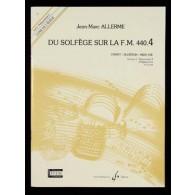 ALLERME J.M. DU SOLFEGE SUR LA FM 440.4 CHANT ELEVE