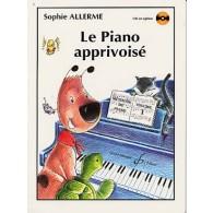ALLERME S. LE PIANO APPRIVOISE VOL 1