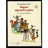 COHU M.B. RAGOON APPREND LE PIANO VOL 2