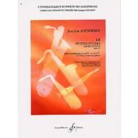 ANDERSEN J. 18 PETITES ETUDES SAXOPHONE