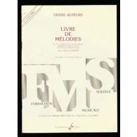 JOLLET J.C. LIVRE DE MELODIES VOL 5