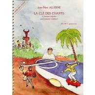 ALLERME J.M. CLE DES CHANTS VOL 2 ELEVE